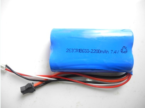 BR6801-parts-12 Upgrade 7.4v 2200mah battery