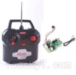 BR6801-parts-16 Transmitter & Circuit board
