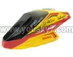 BR6808-parts-01 Head cover-(Yellow&Red)