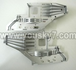 BR6808-parts-31 Left and right metal Body frame