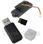 BR6809-parts-07 Official upgrade camera unit(Include the camera,Reader,2GB Memory Card)