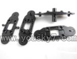 CX-Model-007-helicopter-16 Upper main grip set & Lower main grip set