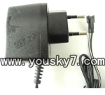 CX-Model-007-helicopter-44 Charger with Black plug