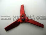 CX-009-parts-44 Tail blade-Red