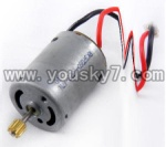 CX-010-parts-19 Main motor with long wire