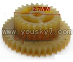 CX-010-parts-34 Drive pinion gear