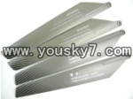 CX-017-helicopter-02 Main rotor blades(4pcs)