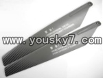 CX-017-helicopter-03 Upper main blades(2pcs)