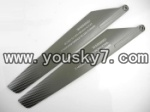 CX-017-helicopter-04 Lower main blades(2pcs)