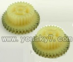 CX-017-helicopter-14 Transmission gear(2pcs)