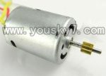 CX-017-helicopter-17 Main motor with shaft and gear(1pcs)