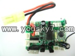 CX-017-helicopter-19 Circuit board,Receiver board