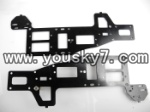 CX-017-helicopter-24 Side metal frame A(2pcs)