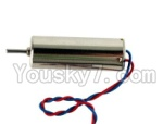 Holy Stone F180C F180D Parts-15 Main motor with Red and Blue wire(1pcs-CW,Clockwise)