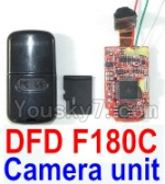 Holy Stone F180C F180D Parts-46 2MP Camera set (F180C)