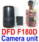 Holy Stone F180C F180D Parts-47 2MP Camera set (F180D FPV)
