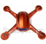 Holy Stone F181-Parts-02 Upper Shell cover-Orange