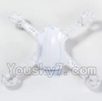 Holy Stone F181-Parts-08 Bottom cover shell,Lower cover shell-White