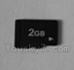 Holy Stone F181-Parts-19 2GB Memory card