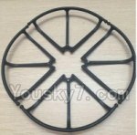 Holy Stone F181-Parts-39 Outter protect frame-Blak(4pcs)