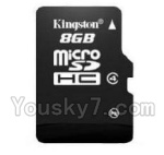 Holy Stone F181-Parts-59 8GB Memory card