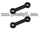 FQ777-128-parts-04 Linkage rod set(2pcs)