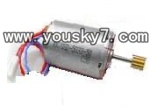 FQ777-128-parts-06 Main motor with long shaft