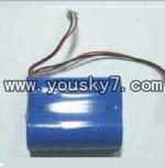 FQ777-128-parts-16 Battery 7.4v