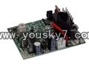 FQ777-128-parts-17 circuit board,Receiver board