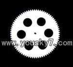 fq777-138-parts-13 Upper Main gear
