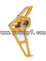 fq777-138-parts-28 Vertical Wings(Yellow)