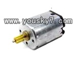 FQ777-250-helicopter-parts-12-Parts main motor with short shaft