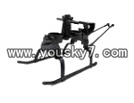 FQ777-250-helicopter-parts-15-Landing skid
