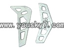 YD-9811-helicopter-parts-16 Connect buckle(2pcs)