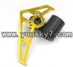 FQ777-3217-parts-22 Vertical wing with fixture