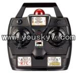 FQ777-3217-parts-24 Remote control