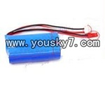 FQ777-377-helicopter-parts-17 Battery 7.4v