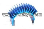 FQ777-377-helicopter-parts-25 Motor heat sink, apply to the 370 and 380 motors.