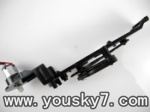 fq777-513-parts-34 Side fly backplane with side motor