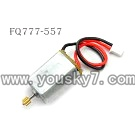 fq777-557-parts-13 Main motor with long shaft