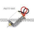 fq777-557-parts-14 Main motor with short shaft