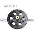 fq777-557-parts-17 Lower main gear