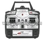 fq777-557-parts-27 Remote control