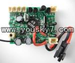 fq777-557-parts-29 Circuit board,Receiver board