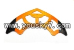 FQ777-701-helicopter-parts-12 Horizontal wing(Orange)