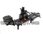 FQ777-701-helicopter-parts-21 Main frame