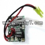 FQ777-701-helicopter-parts-40 Circuit board,Receiver board