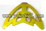 FQ777-999A-helicopter-parts-26 Horizontal wings(Yellow)