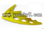 FQ777-999A-helicopter-parts-27 Vertical win(Yellow)