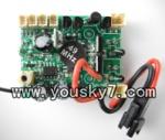 H227-21-parts-22 Circuit board,Receiver board